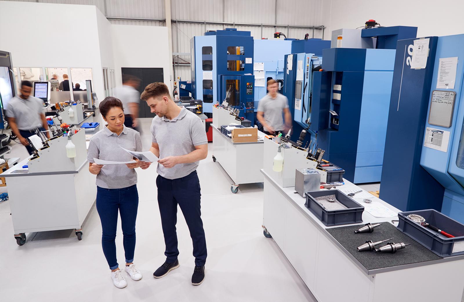 Innovation Developments - Factory Audit