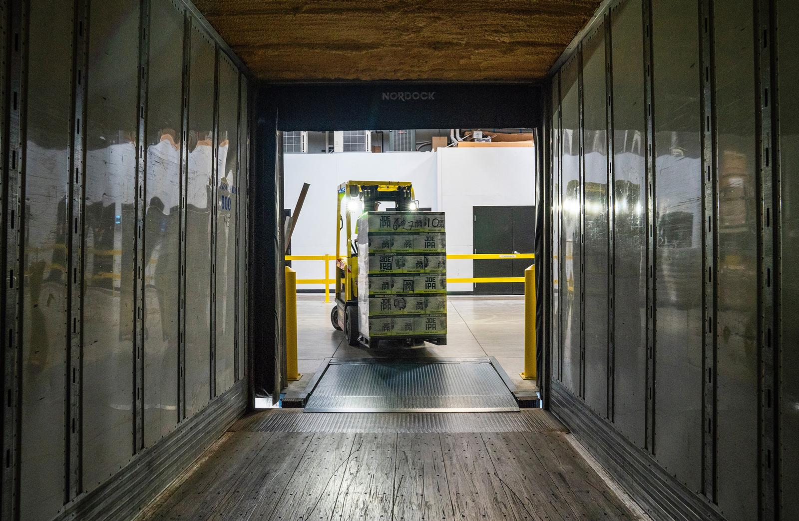 Innovation Developments - Logistics